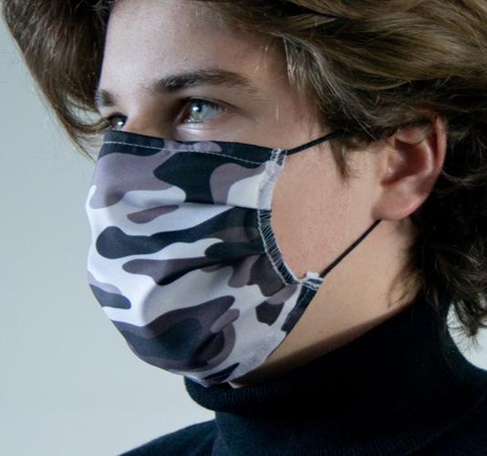 Premiumtex Mund-Nasen-Maske protect