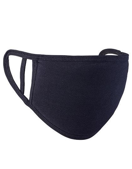 Premiumtex Mundnasenmaske flex aus Baumwolle im 5-er Pack