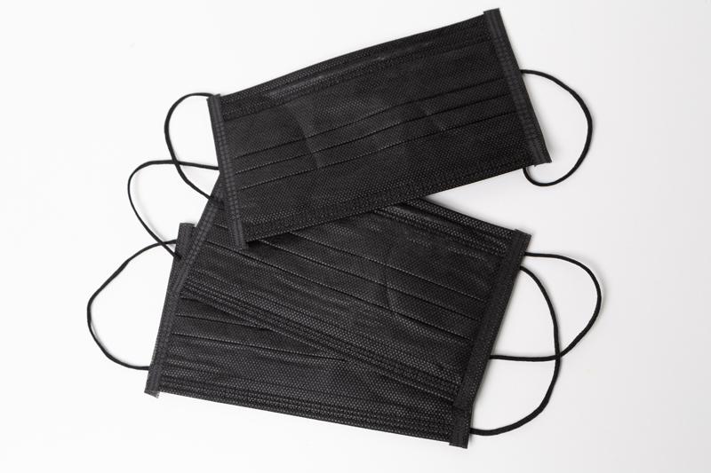 Gemaco OP Maske in schwarz