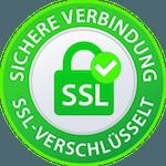 Sichere Verbindung durch SSL-Verschlüsselung