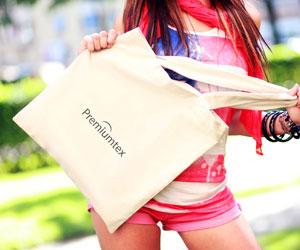 Premiumtex Einkaufstaschen aus Baumwolle