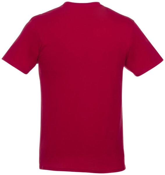 Baumwoll t-shirt 196247 in rot