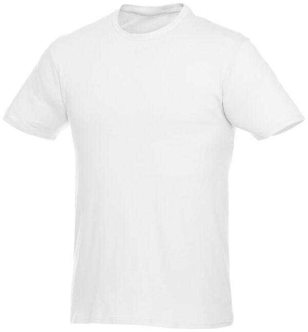 Baumwoll t-shirt 196247 in weiss