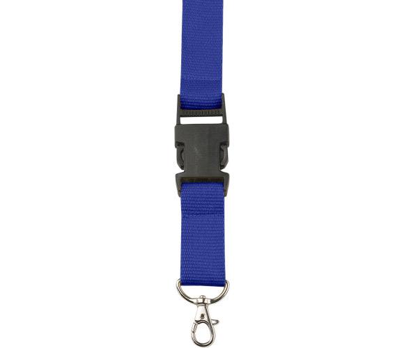 196561-Premiumtex Lanyards blau