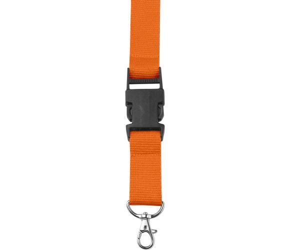 196561-Premiumtex Lanyards orange