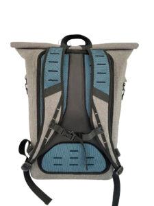 Premiumtex Rucksack Leon wasserdicht gepolsterter Rücken