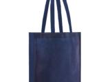 Premiumtex Einkaufstasche mit Boden- und Seitenfalte, non-woven