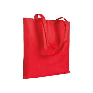 PremiumTex Non-Woven Einkauftasche in rot
