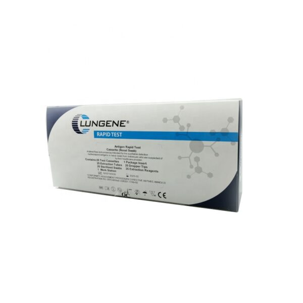 Clungene Covid-19 Antigen Rapid Test.