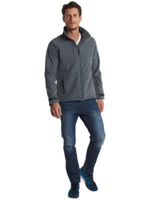 Premium Softshell Jacke