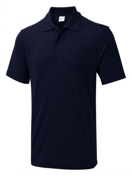 Poloshirt Workwear Economic marineblau