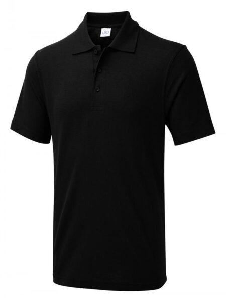 Poloshirt Workwear Economic schwarz