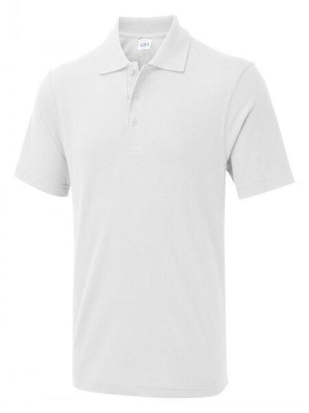Poloshirt Workwear Economic weiss
