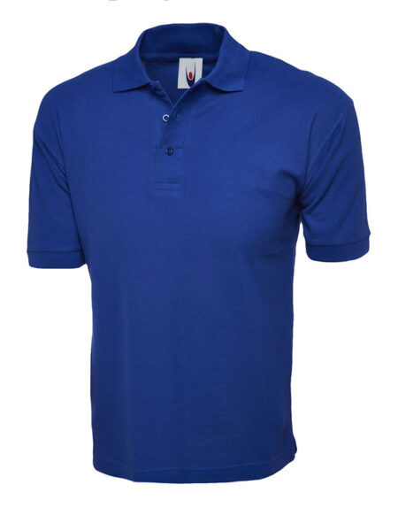 Poloshirt Premiumtex 100% Baumwolle blau
