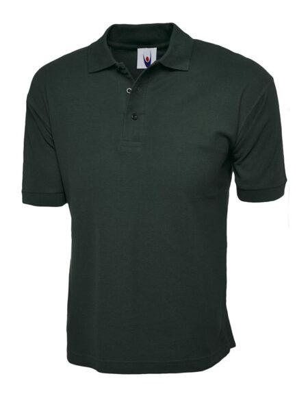 Poloshirt Premiumtex 100% Baumwolle grün