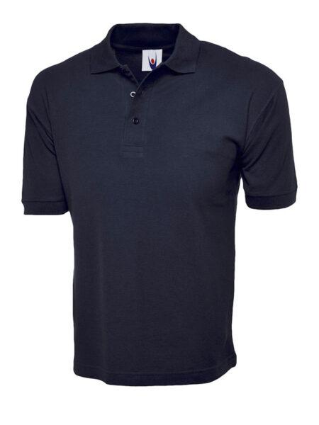 Poloshirt Premiumtex 100% Baumwolle marineblau