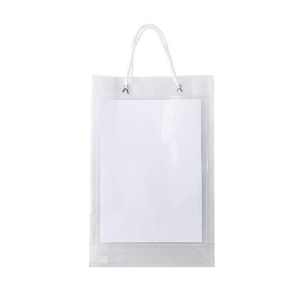 transparente Dokumententasche DIN-A4