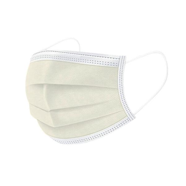 Premiumtex medizinische Mundnasenmaske für Kinder weiss