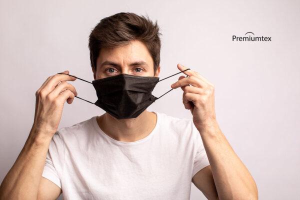 mundnasenmaske, op-maske, medizinische Atemschutzmaske